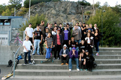 K-Town Street Cypher Block Party
