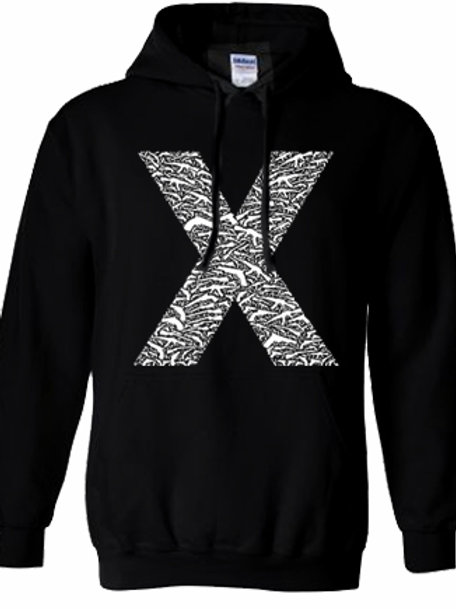 By Any Means Necessary X Hoodie