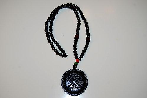 All Black Everything RGB X Medallion