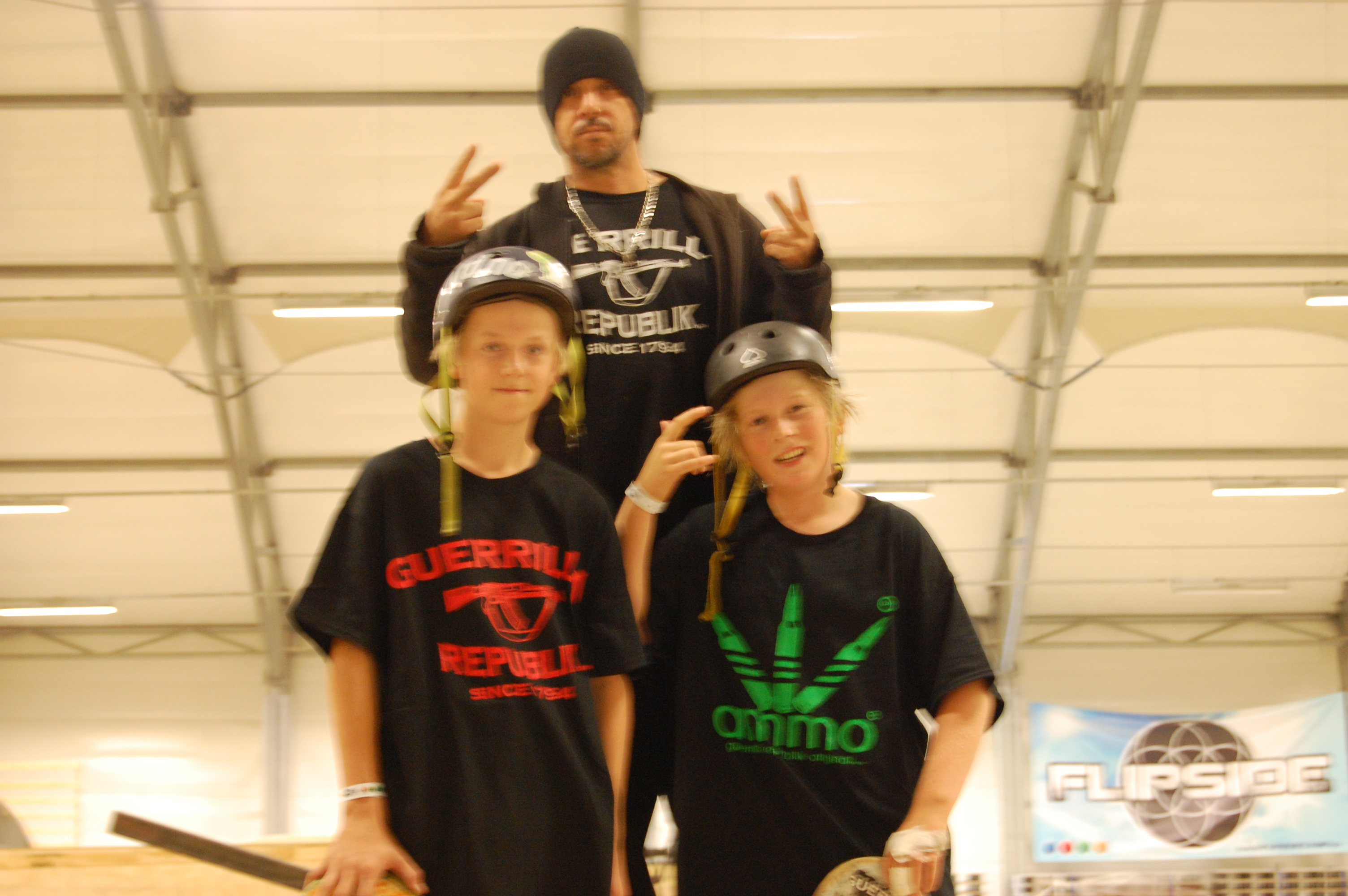 Flipside Skate Camp