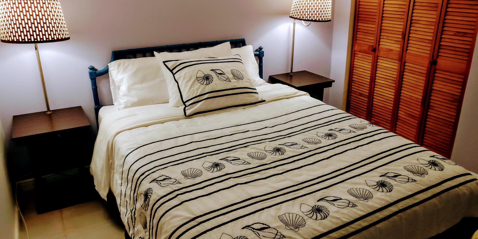Stingray Bedroom by Night
