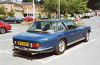 Jensen Interceptor Coupe