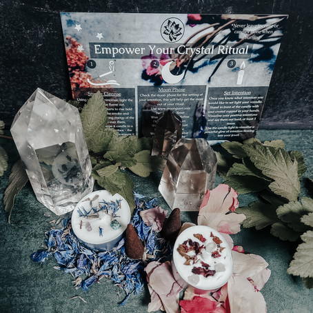 Empower Your Crystal Ritual