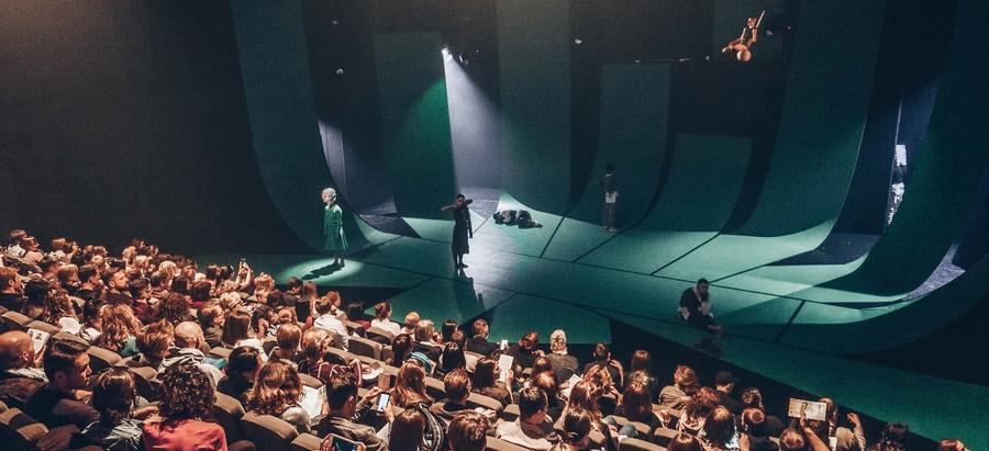 Центр им. Мейерхольда в год своего 30-летия планирует премьеру спектакля Space X
