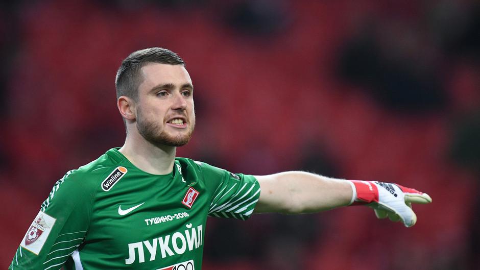 Вратарь «Спартака» Селихов допустил уход из команды по окончании сезона