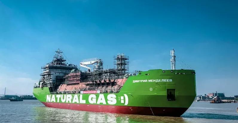 """Энергетический гигант """"Газпром"""" теперь поставляет зеленый газ в Европу"""