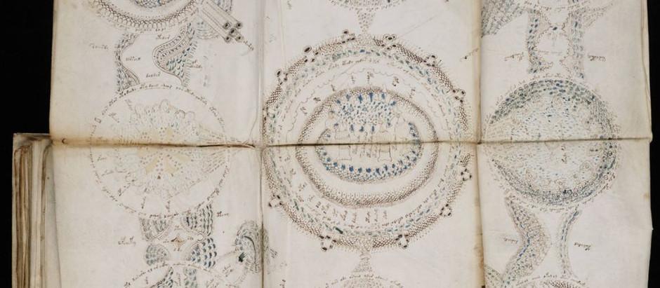 Какие тайны скрывает рукопись Войнича. Часть V