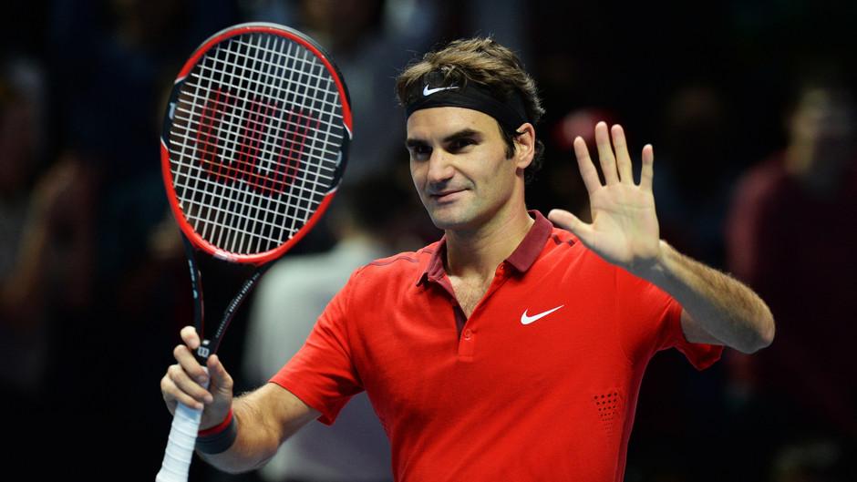 """Роджер Федерер - """"Я далек от победы в любом крупном турнире на данный момент"""""""