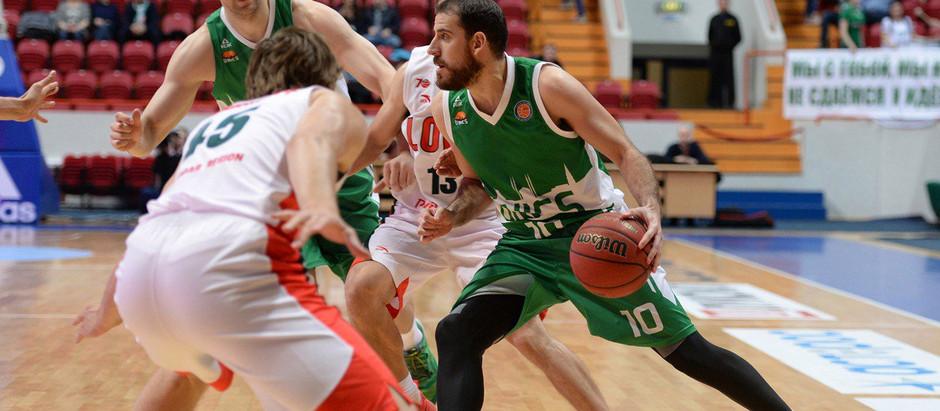 УНИКС одержал пятую победу подряд, обыграв «Нижний Новгород»