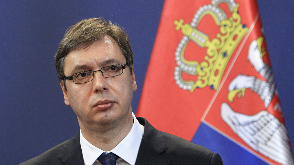 Полиция Сербии заявила о предотвращении покушения на президента Вучича