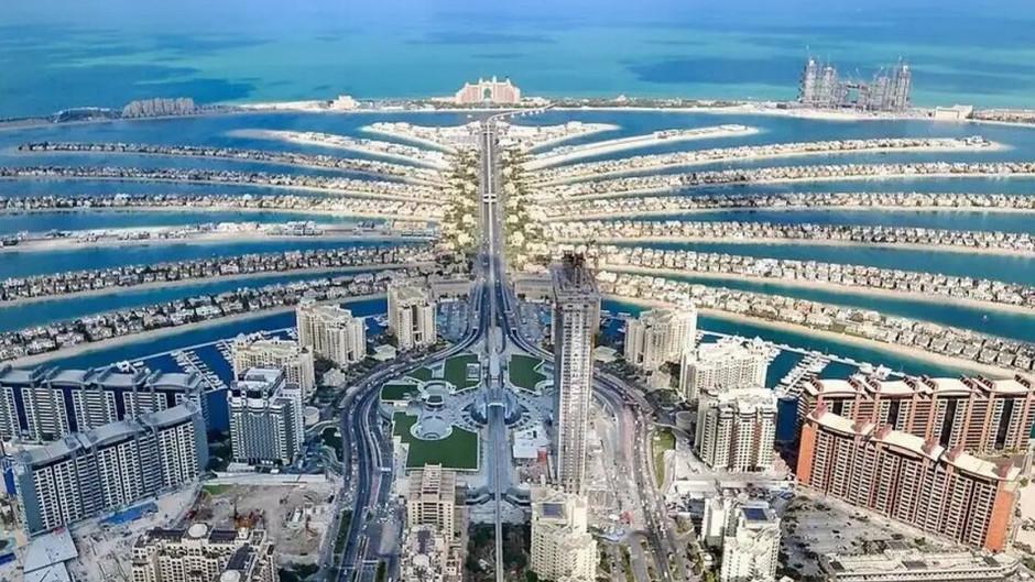 Дубай-мегаполис для всех.