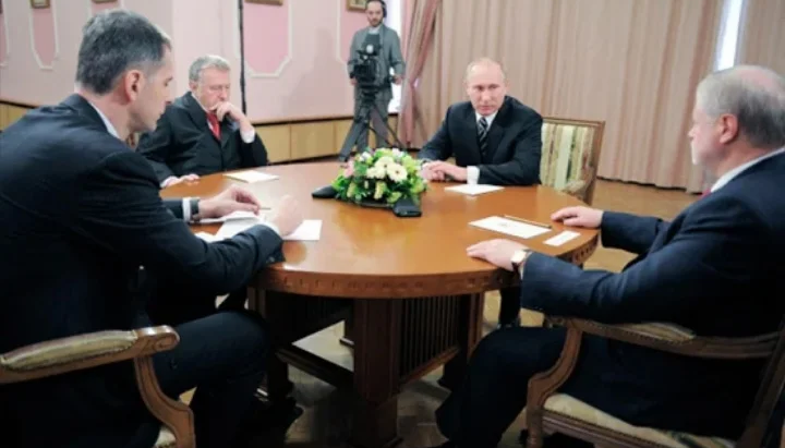 Диалоги с шаманом. Московская интеллигенция как корень всех бед России.
