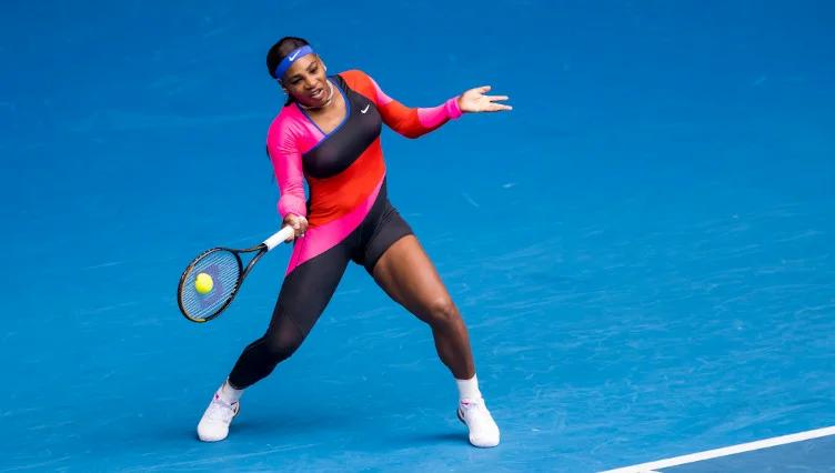 """""""Милан в шоке"""": Серена Уильямс с одной штаниной эпатировала Australian Open"""