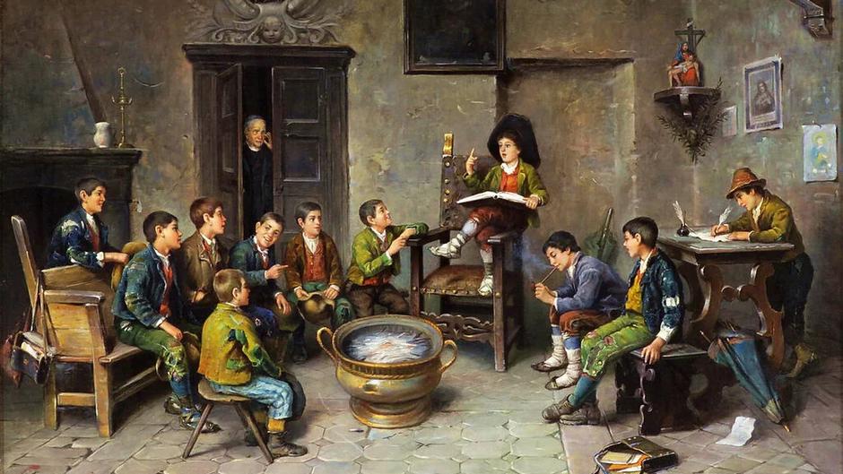 «Форум Гайдара 2021» или Зачем Грефу изучать «цифровой след» каждого ребёнка в России?