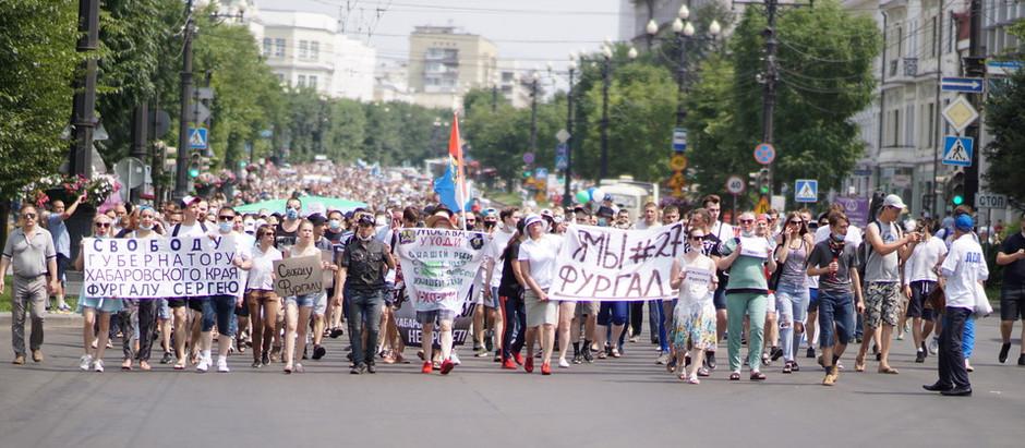 «Законы у нас не работают для простых людей». Монолог журналиста из Хабаровска, оштрафованного на 40