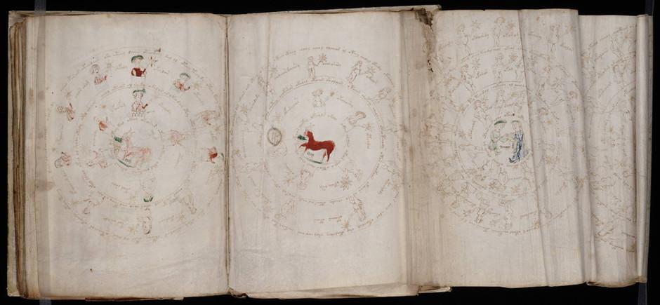 Какие тайны скрывает рукопись Войнича часть II.