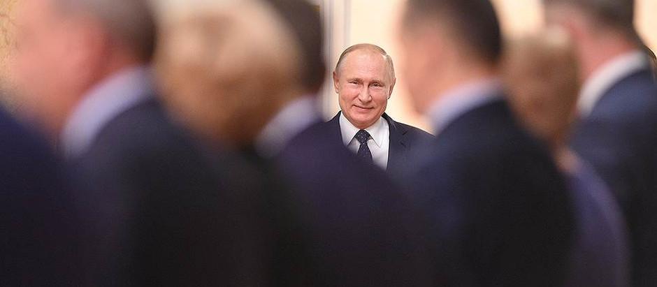 Россия удачно борется с бедностью. Господин президент ничего не перепутал?
