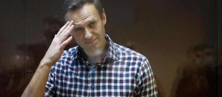 """Суд отклонил апелляцию арестованного """"Кремлевского критика"""" Алексея Навального"""