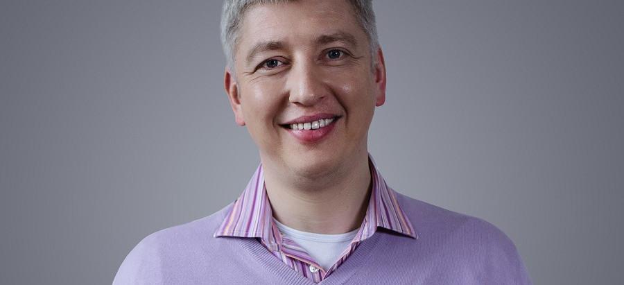 Новый президент МТС Вячеслав Николаев