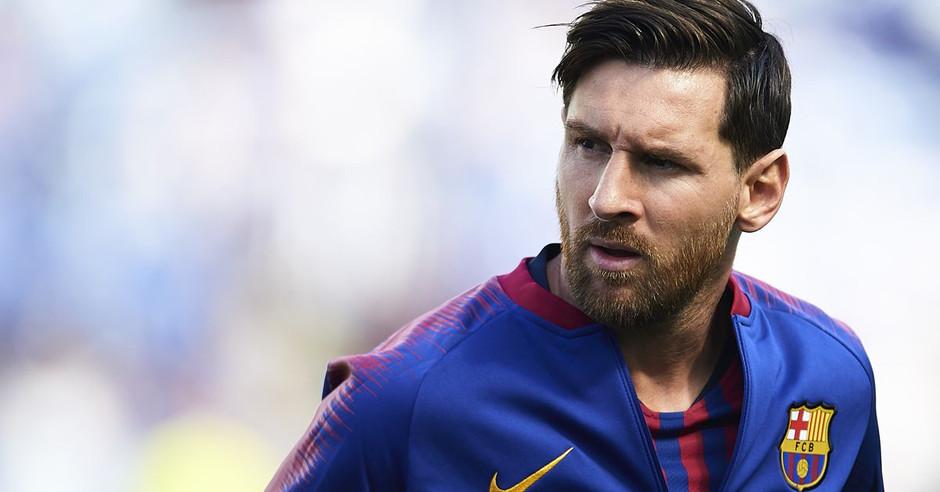 Стала известна сумма «королевского» контракта Месси с «Барселоной»