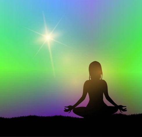 mediterend meisje.jpg