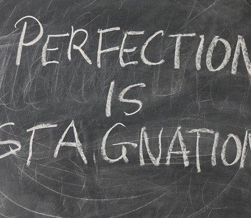 overspannen zijn perfectionisme mindfuln