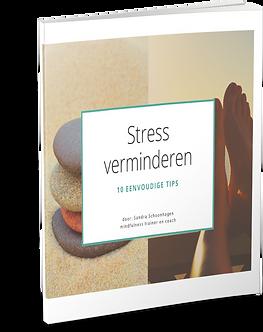 Stress verminderen - Sandra Schoonhagen