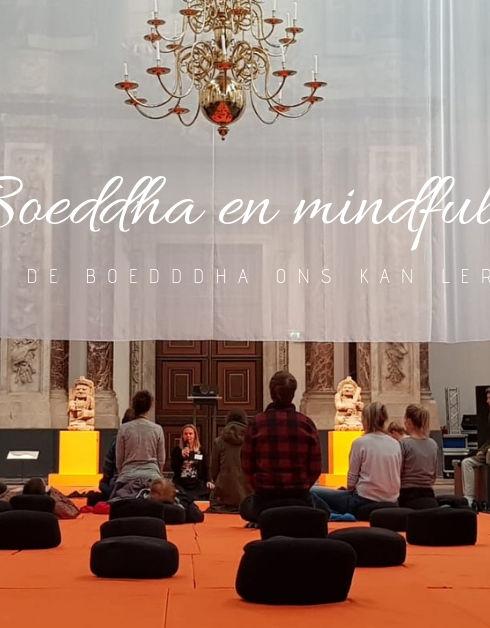 Boeddha en mindfulness sandra schoonhage