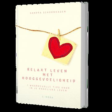 Relaxt Leven met Hooggevoeligheid e-book