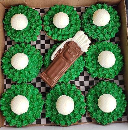 Golf Box of 9