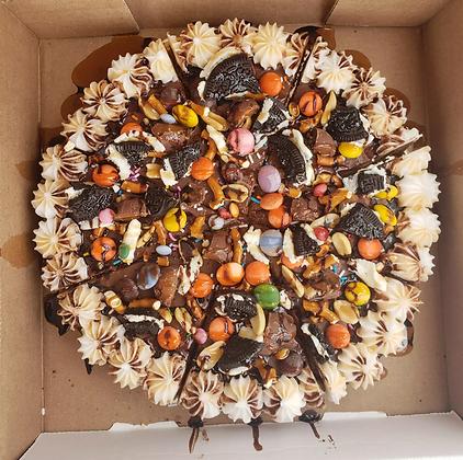 Deluxe Cookie Pizza