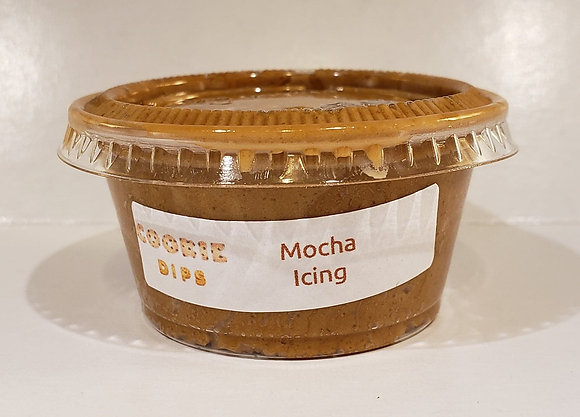 Mocha Icing Dip