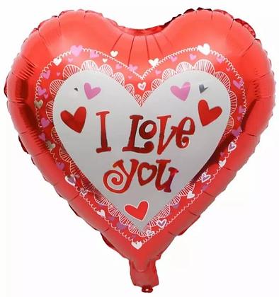 I Love You Heart #8