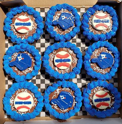 Blue Jays box of 9