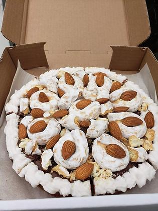 Taralli Almond Cookie Pizza
