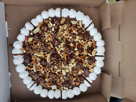 Eatmore Cookie Pizza