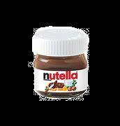 Mini Nutella Cookie Dip