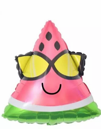 Watermelon Wedge with Sunglasses #27