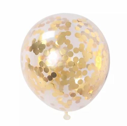 Gold Confetti #41