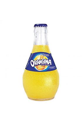 Orangina Glass Bottle