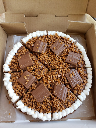 Skor Cookie Pizza