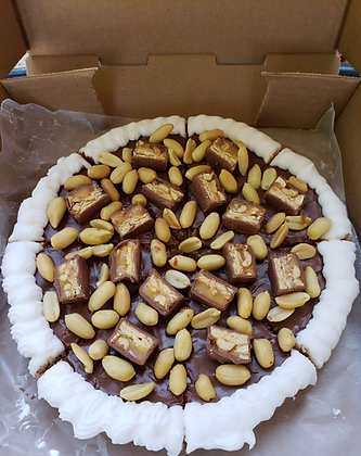 Snicker Cookie Pizza