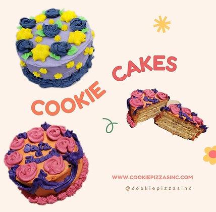 Mini Cookie Cake 3 Layer