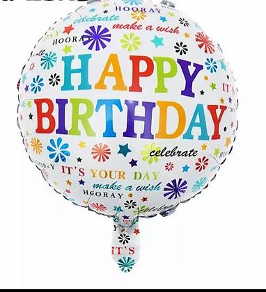 Happy Birthday #15