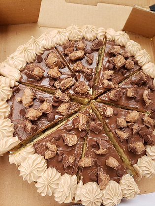 3 musketeers cookie pizza