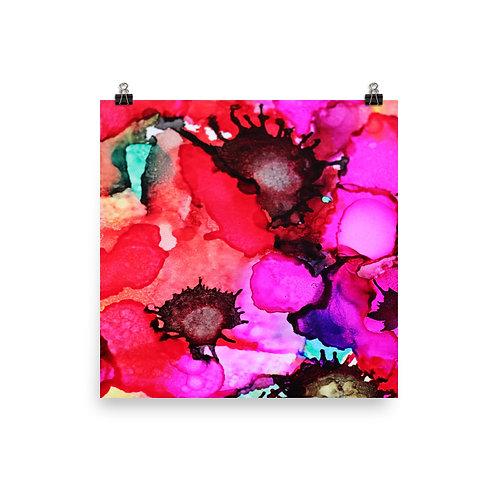 Poppy III - Photo Paper Poster