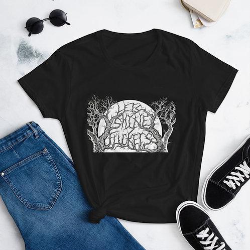 Let's Shine Fuckers - Women's short sleeve t-shirt