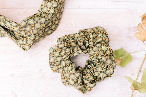 Cotton Scrunchie