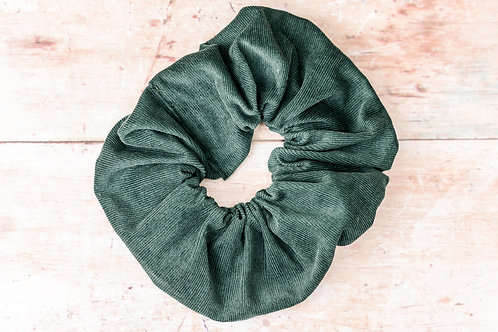 Cord Cotton Scrunchie