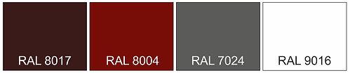 какие цвета у профиля